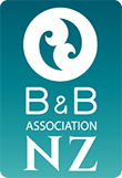 Member of Bed and Breakfast Association NZ